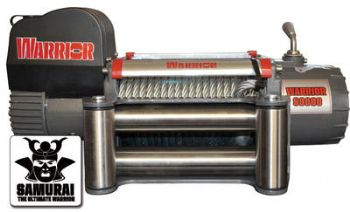 WARRIOR SAMURAI S12000 12 VOLT WINCH